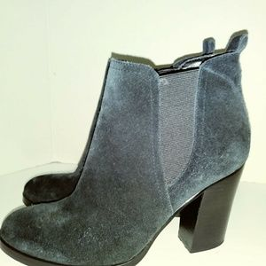 Marc Fisher Shoes - Marc Fisher Suede Bootie